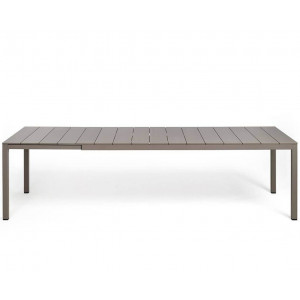 NARDI RIO  210 TABLE TAUPE