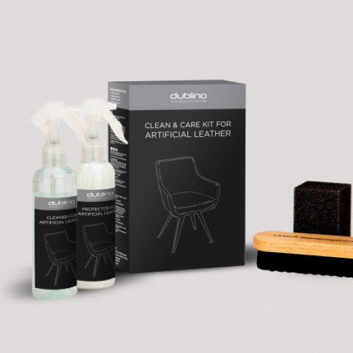 CLEAN AND CARE KIT for ARTIFICIAL LEATHER